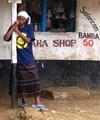 Girl in Kibira Slum