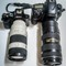 Sony a7s_vs_D800  70-200mm Size / Weight