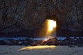 "The ""Arch"", Pfeiffer Beach, Big Sur"