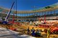 Cape Town Stadium - August 2009