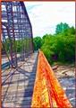 Mooers Forks Bridge