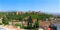 Alhambra Castle/Granada/Spain