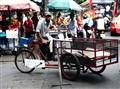 DSC_1840...the busy street at chinatown/bangkok...