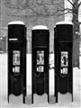 Snowy Payphones