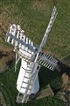 Thurne Mill, Scene from Above