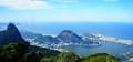 Partial View of the City of Rio de Janeiro
