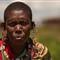 Masai elder...