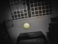 Tennis ball - Pinhole