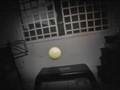 Tennis ball - Pinhole