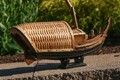 Model river boat