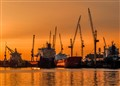 Golden Hour at Sewbawang Shipyard