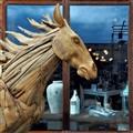 woodnen horse