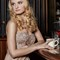 NYFW Fashion Models in Gowns in Bars by Tony Filson