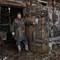 metal smith, Myshkin, Yaroslavl Oblast, Russia: metal smith, Myshkin, Yaroslavl Oblast, Russia October 2018