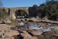 Pont de l'Olivar, riu Senia