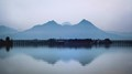 Lake in Zhangjiajie