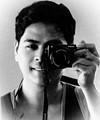 Black and White Selfie
