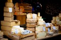 French cheese stall