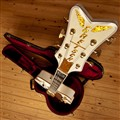 Gretsch White Falcon including its case