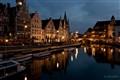 Graslei, Gent (Belgium)