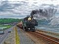 Train portmadog