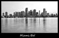 Miami BW