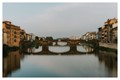 Close to the Ponte Vecchio, Florence.