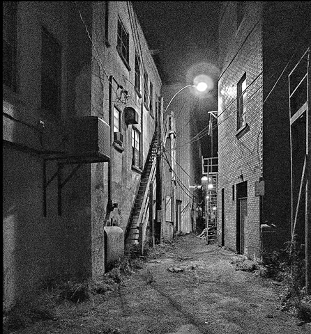Alley.....at 1600
