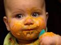 Baby job description - eat grow learn