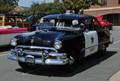 1950s Ford Police Car