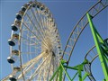 Ocean City, NJ: The Ferris Wheel at Wonderland