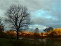 Autumn Dusk in the Hudson Valley