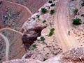 CANYONLANDS--Shafer Trail Road