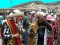 Andes village