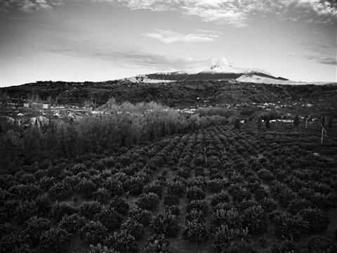Etna, Sicily, Nov 2012