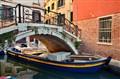 Work boat Venezia