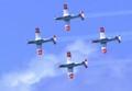 The Aerobatics Team