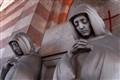 Charnelhouse in Cimitero Monumentale di Milano