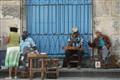 an ordinary Cuban afternoon