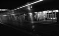 Train & train station, Sydney