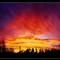 Sunrize volcano