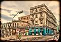 Street Crossing - Havana, Cuba