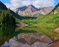 Maroon Lake Reflections