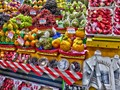 Shot taken in San Paolo (Brazil) market