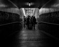 Leaving Union Station in LA