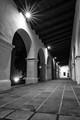 Presidio Hallway