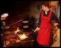 La Mere Poulard Omelette Chef