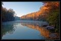 Chattahoochee Autumn Sunrise