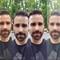 Selfie Comparison - Outdoors