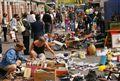 Flea market, Amsterdam